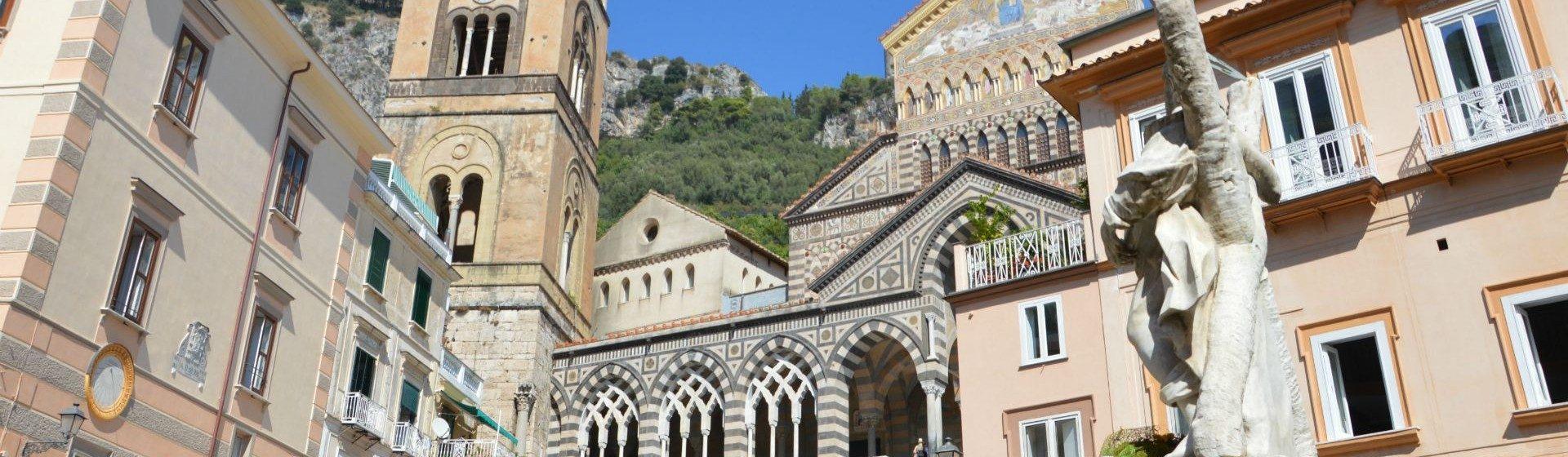 Drivinaples Amalfi Coast  Tour Shore Excurision