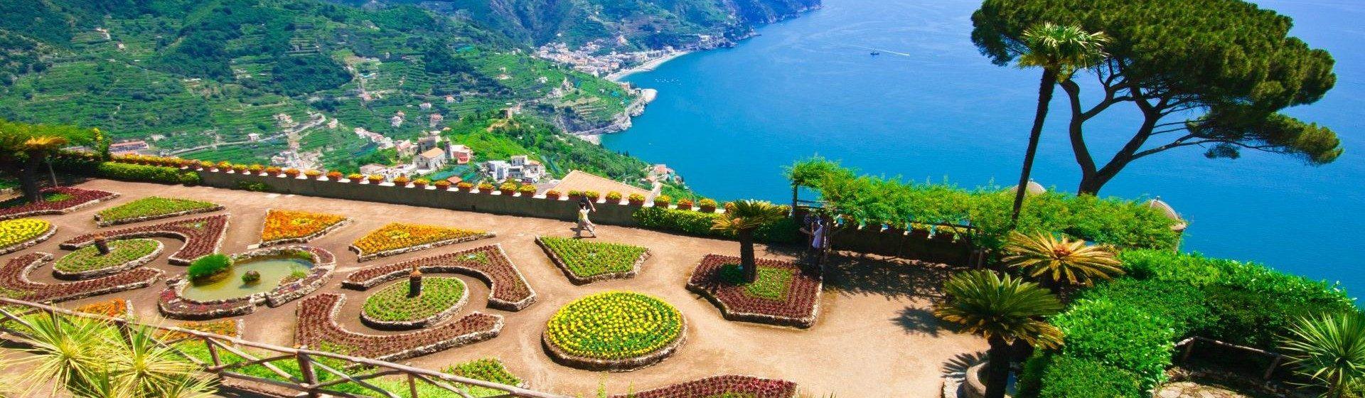 Drivinaples Ravello Amalfi Coast  Tour Shore Excurision