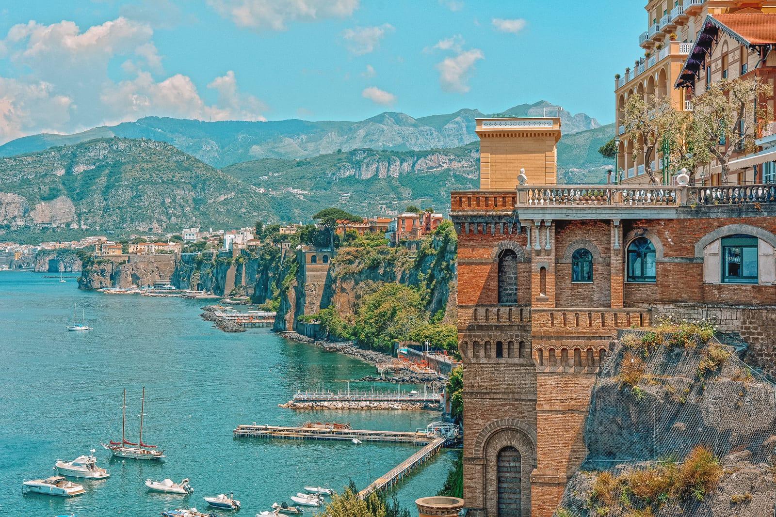 Amalfi Drivinaples Amalfi Coast Tours Shore Excursions sorrento